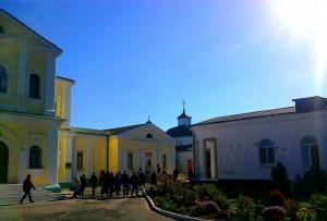 Самарский мужской монастырь