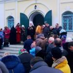 Митрополит Ириней прибыл в Самарский монастырь