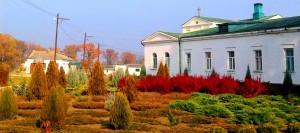 Самарский мужской монастырь, ноябрь 2015