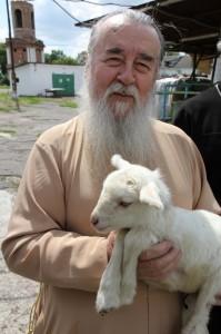 Архипастырь Ириней. Самарский мужской монастырь. 06.2014