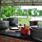 Летняя кухня Самарского монастыря
