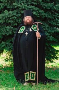 Наместник Самарского монастыря архимандрит Досифей