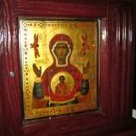 """Икона """"Знамение"""", XVI век."""