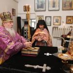 Самарский мужской монастырь. 14.03.15.