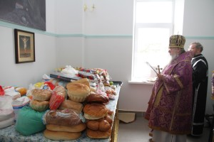 Митрополит Ириней. Панихида. Самарский мужской монастырь, 14.03.15.