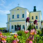 22 мая 2015 г. Самарский мужской монастырь.
