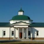 Самарский монастырь. Преображенский собор.