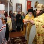 Самарский монастырь. Митрополит Ириней с архипастырским визитом.