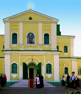 Перед приездом митрополита Иринея в Самарский монастырь