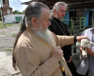 Митрополит Ириней и архиепископ Евлогий
